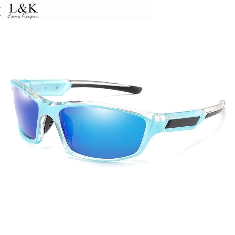 [해외]Long Keeper 2019 new Polarized women Sunglasses Stylish Sun Glasses Male UV400 UniPolarised Driving Goggle Style Eyewears/Long Keeper 2019 new Pol