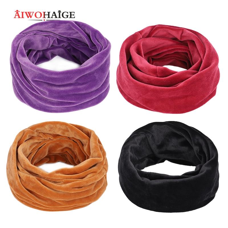 [해외]women Hats Ski Snood Scarf for Women winter scarves silk scarf warm black whole popular personalized 14 colors /women Hats Ski Snood Sca
