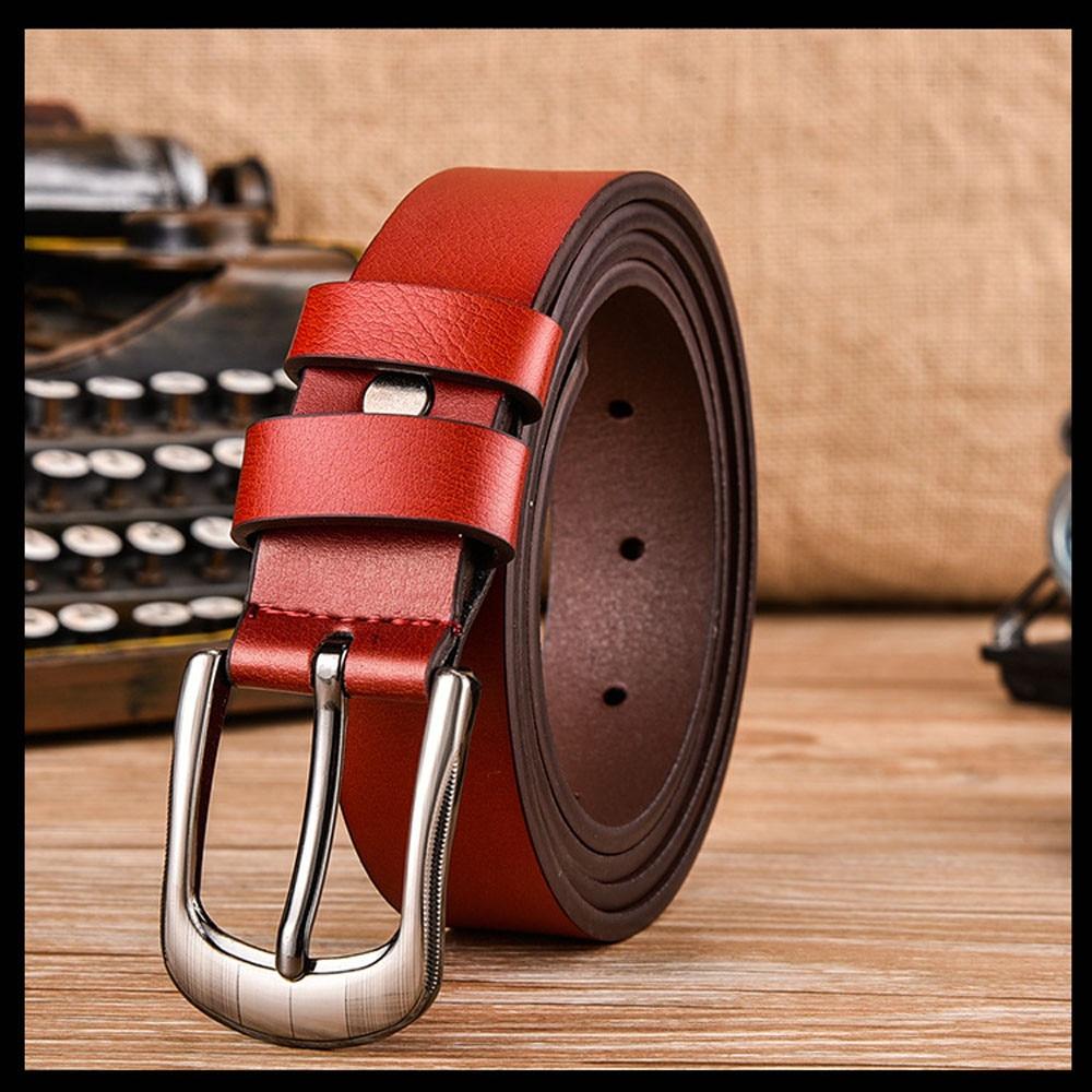 [해외]high quality belts for women Brief genuine leather belt women Strap Pure Color Belts leather jeans Z329/high quality belts for women Brief genuine