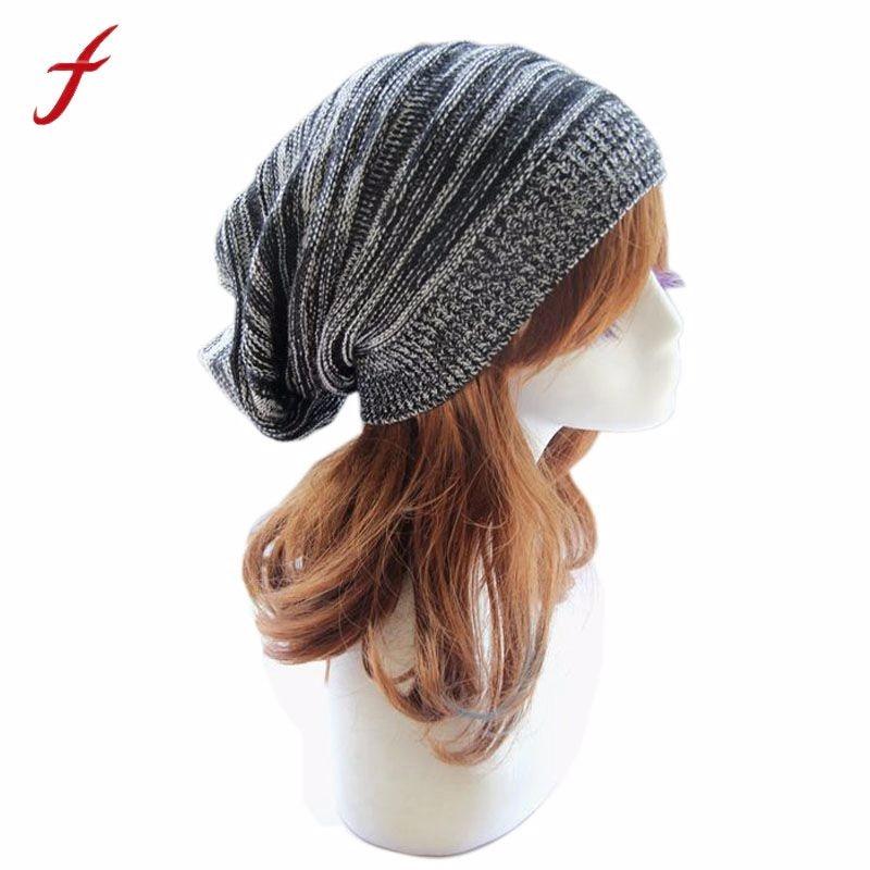 [해외]부드러운 토끼 두꺼운 모자 모자 knitting 뜨개질 모자 겨울 모자 여성 모자 skullies에 대 한 beanies 여성 모자/soft rabbit double knitting thick bonnet beanie caps solid warm winter h