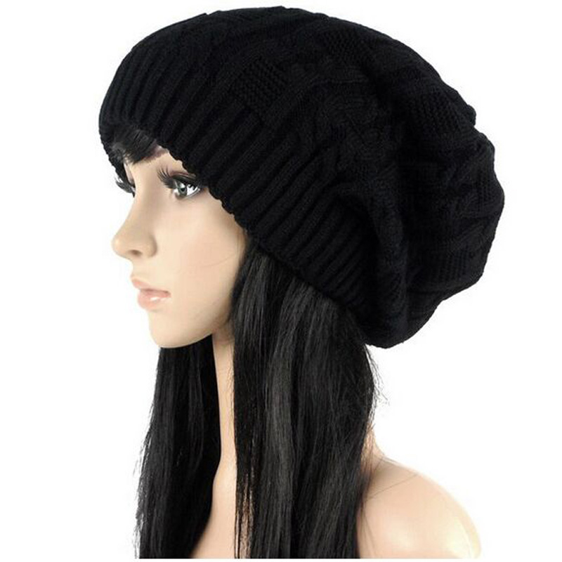 [해외]뜨거운 케이크처럼 판매 패션 모자 따뜻한 가을 겨울 니트 모자 여성 줄무늬에 대한 더블 데크 Skullies 남자 Beanies 6 색상/Sell Like Hot Cakes Fashion Caps Warm Autumn Winter Knitted Hats For