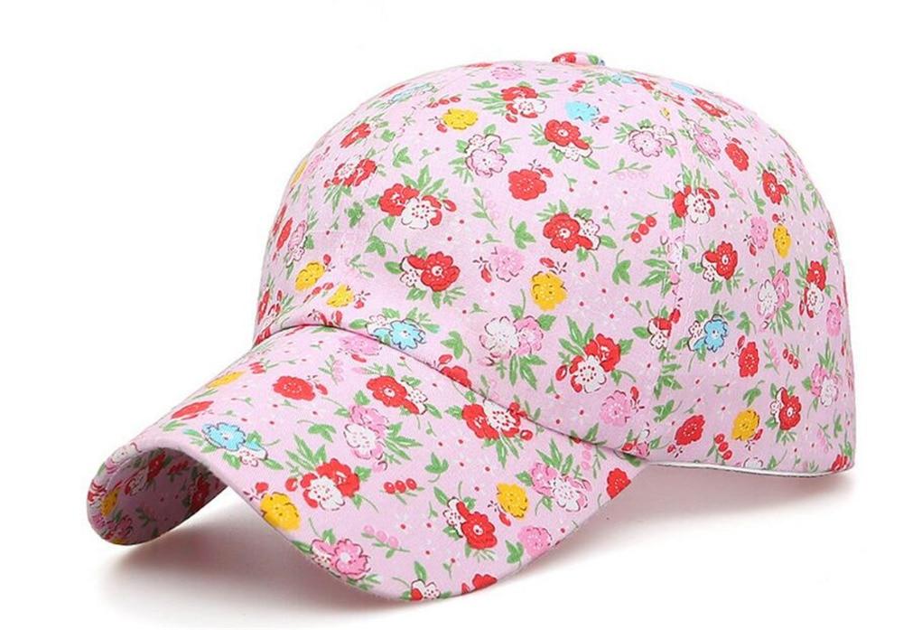 [해외]여자 조절 snapback 모자 면화 야구 모자 2018 스타일의 꽃, 높은 포니 테일 야구 모자 숙녀/Women adjustable snapback caps cotton baseball hats 2018 style flower, high ponytail bas