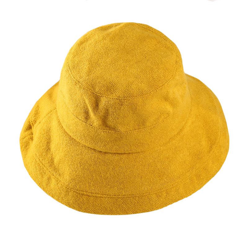 [해외]Fisherman Hat Woman Japanese Spring Summer Travel Tide All-match Sunhat Fashion Bucket Hats Knit Cap Adjustable/Fisherman Hat Woman Japanese Sprin