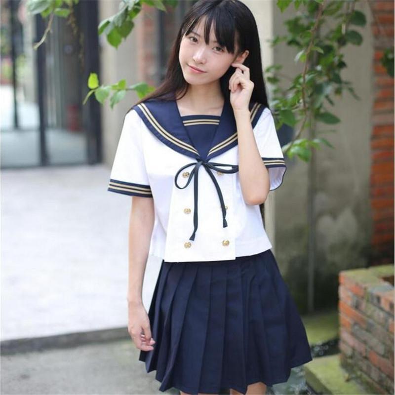[해외]일본 학생 고등학교 학교 Performace 유니폼 세일러 정장 클래식 학교 교복 OY-D1025/New Arrival Japanese Students High Colleage School Performace Uniform Sailor Suits Classic