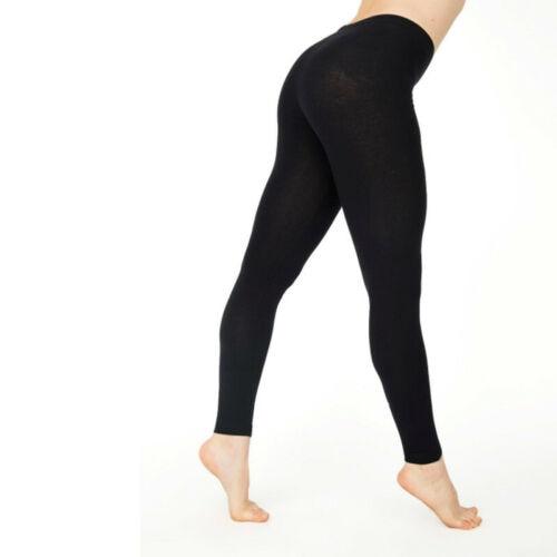 [해외]가을 겨울 의류 여성 캐주얼 발목 길이의 레깅스 신축성있는 허리 코튼 레깅스 여성 여성 의류 플러스 사이즈 2xl