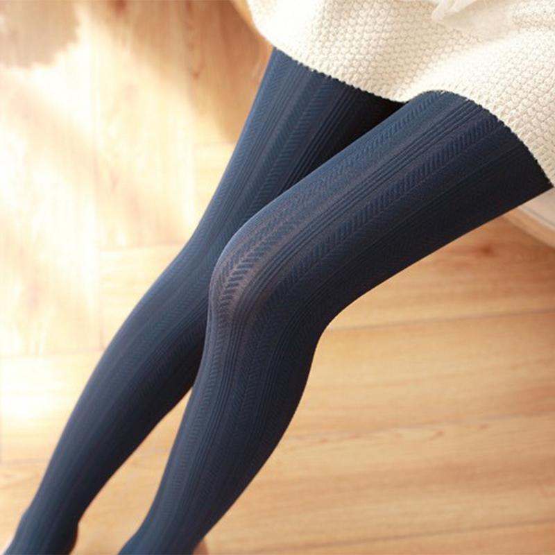 슈퍼 탄성 자카드 여성 레깅스 봄 가을 겨울 따뜻한 솔리드 컬러 슬림 얇은 레깅스 여성 collant stretchy
