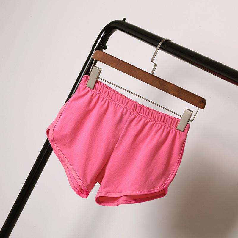 [해외]/s Summer Short Women Fashion Loose Soft Elastic Waist Short Pants Plus Size 3XL Women Beach Shots New Arrival