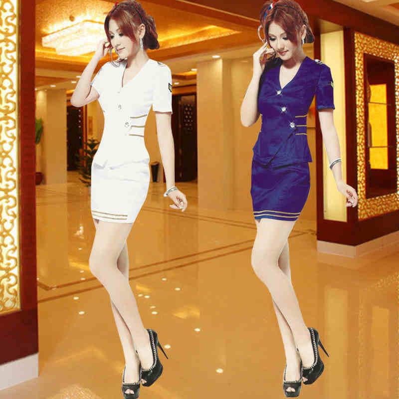 [해외]새로운 스튜어트 유니폼 호텔 호텔 미용사 발 마사지 발 사우나 기술자 작업 바지 do348/The new stewardess uniform hotel hotel beautician foot massage foot sauna technician overalls d