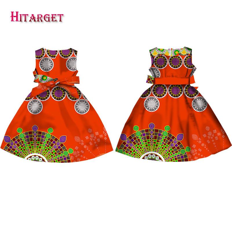 [해외]패션 걸스 아프리카 드레스 Vestidos Kanga 의류 Dashiki 아프리카 왁스 인쇄 민Retail A 라인 자바 드레스 WYT57 의류/Fashion Girls African Dresses Vestidos Kanga Clothing Dashiki Afr
