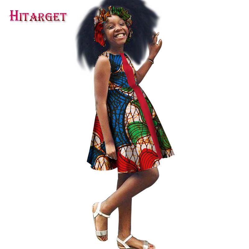 [해외]새 여자 아프리카 드레스 Vestidos Fift Kanga 의류 Dashiki 아프리카 왁 스 인쇄 Splice 민Retail A-line 드레스 의류 WYT54/New Girls African Dresses Vestidos Fift Kanga Clothing