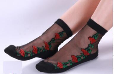 [해외]2019 New fishnet Sexy Short socks New summer Render socks lady silk socks/2019 New fishnet Sexy Short socks New summer Render socks lady silk sock
